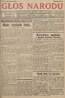 Głos Narodu. 1927, nr 239