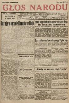 Głos Narodu. 1928, nr 190