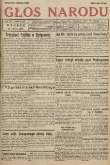 Głos Narodu. 1928, nr 206