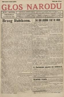 Głos Narodu. 1929, nr 98 [skonfiskowany]