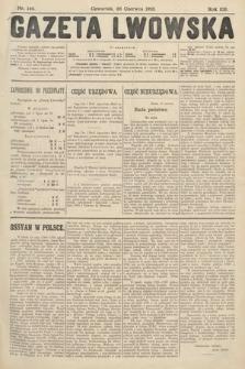 Gazeta Lwowska. 1913, nr144