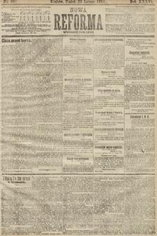 Nowa Reforma (wydanie poranne). 1917, nr 89