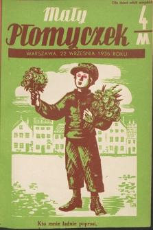 Mały Płomyczek. 1936-1937, nr4