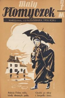 Mały Płomyczek. 1936-1937, nr7