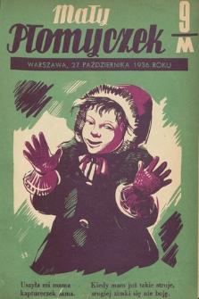Mały Płomyczek. 1936-1937, nr9
