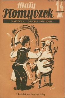 Mały Płomyczek. 1936-1937, nr14