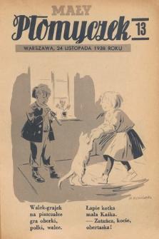 Mały Płomyczek. 1938-1939, nr13