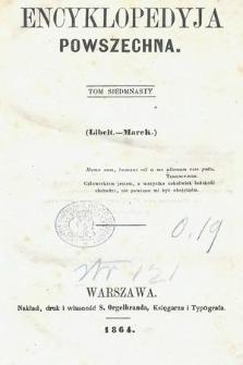 Encyklopedyja Powszechna. T.17