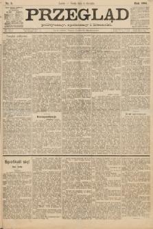 Przegląd polityczny, społeczny i literacki. 1888, nr3