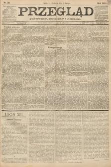 Przegląd polityczny, społeczny i literacki. 1888, nr29