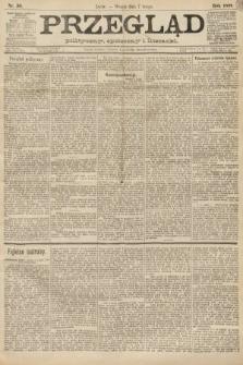 Przegląd polityczny, społeczny i literacki. 1888, nr30