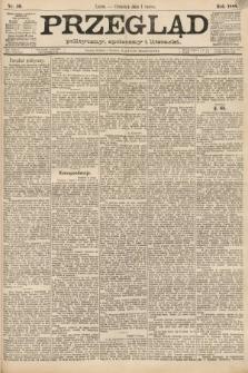 Przegląd polityczny, społeczny i literacki. 1888, nr50
