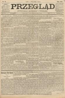 Przegląd polityczny, społeczny i literacki. 1888, nr52