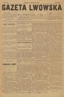 Gazeta Lwowska. 1913, nr201