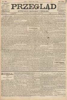 Przegląd polityczny, społeczny i literacki. 1888, nr104