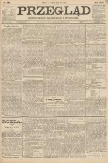 Przegląd polityczny, społeczny i literacki. 1888, nr116