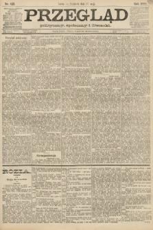 Przegląd polityczny, społeczny i literacki. 1888, nr122