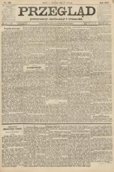 Przegląd polityczny, społeczny i literacki. 1888, nr139