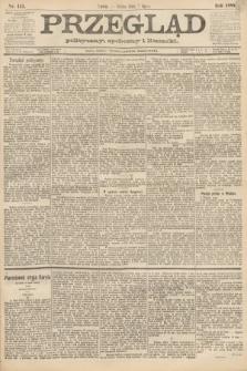 Przegląd polityczny, społeczny i literacki. 1888, nr155