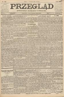 Przegląd polityczny, społeczny i literacki. 1888, nr159
