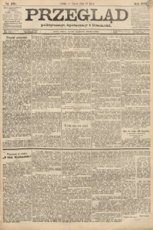 Przegląd polityczny, społeczny i literacki. 1888, nr166
