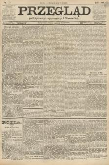 Przegląd polityczny, społeczny i literacki. 1888, nr177