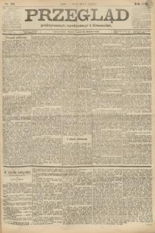 Przegląd polityczny, społeczny i literacki. 1888, nr182