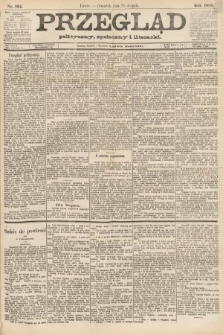 Przegląd polityczny, społeczny i literacki. 1888, nr194