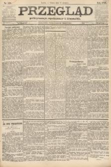 Przegląd polityczny, społeczny i literacki. 1888, nr196