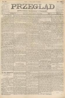 Przegląd polityczny, społeczny i literacki. 1888, nr198