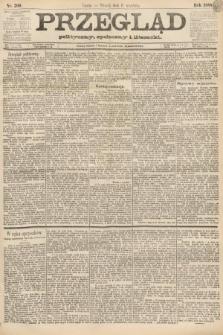 Przegląd polityczny, społeczny i literacki. 1888, nr209