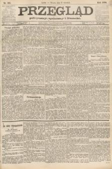 Przegląd polityczny, społeczny i literacki. 1888, nr215