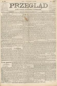 Przegląd polityczny, społeczny i literacki. 1888, nr221