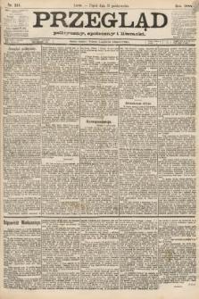 Przegląd polityczny, społeczny i literacki. 1888, nr241