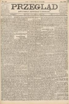 Przegląd polityczny, społeczny i literacki. 1888, nr248