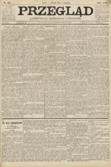 Przegląd polityczny, społeczny i literacki. 1888, nr255