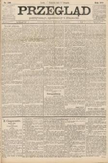 Przegląd polityczny, społeczny i literacki. 1888, nr260