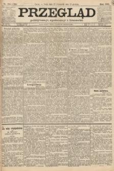 Przegląd polityczny, społeczny i literacki. 1888, nr285 i 286