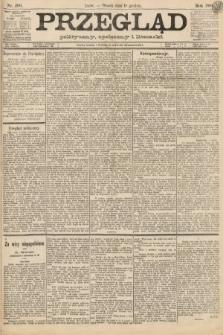Przegląd polityczny, społeczny i literacki. 1888, nr290