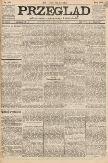 Przegląd polityczny, społeczny i literacki. 1888, nr293