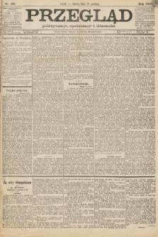 Przegląd polityczny, społeczny i literacki. 1888, nr298