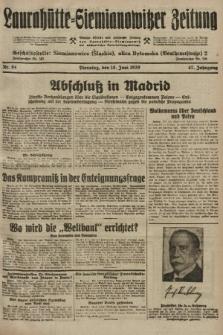 Laurahütte-Siemianowitzer Zeitung : enzige älteste und gelesenste Zeitung von Laurahütte-Siemianowitz mit wöchentlicher Unterhaitungsbeilage. 1929, nr94