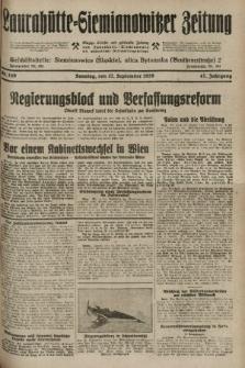 Laurahütte-Siemianowitzer Zeitung : enzige älteste und gelesenste Zeitung von Laurahütte-Siemianowitz mit wöchentlicher Unterhaitungsbeilage. 1929, nr149
