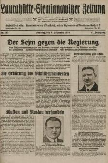 Laurahütte-Siemianowitzer Zeitung : enzige älteste und gelesenste Zeitung von Laurahütte-Siemianowitz mit wöchentlicher Unterhaitungsbeilage. 1929, nr193