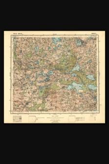 Mapa taktyczna Polski : pas 26, słup 42 : Dukszty