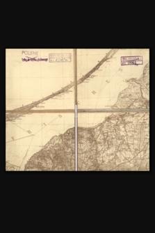 Mapa taktyczna Polski : pas 31, słup 29 : Braunsberg