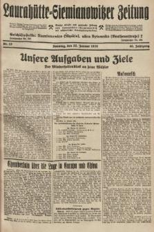 Laurahütte-Siemianowitzer Zeitung : enzige älteste und gelesenste Zeitung von Laurahütte-Siemianowitz mit wöchentlicher Unterhaitungsbeilage. 1928, nr13
