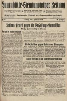 Laurahütte-Siemianowitzer Zeitung : enzige älteste und gelesenste Zeitung von Laurahütte-Siemianowitz mit wöchentlicher Unterhaitungsbeilage. 1928, nr21