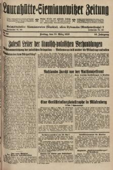 Laurahütte-Siemianowitzer Zeitung : enzige älteste und gelesenste Zeitung von Laurahütte-Siemianowitz mit wöchentlicher Unterhaitungsbeilage. 1928, nr48