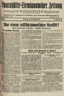 Laurahütte-Siemianowitzer Zeitung : enzige älteste und gelesenste Zeitung von Laurahütte-Siemianowitz mit wöchentlicher Unterhaitungsbeilage. 1928, nr59